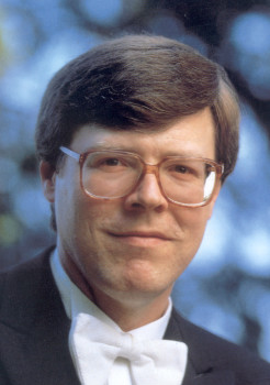 Robert Hairgrove in 1995